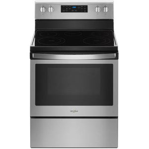 Whirlpool 5.3 cu. ft. Freestanding Electric Range with Frozen Bake™ Technology