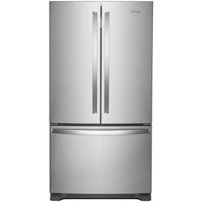 Whirlpool 25 cu. ft. French Door Refrigerator with Water Dispenser