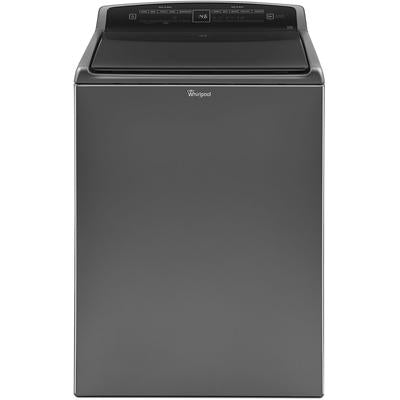 Whirlpool 4.8 cu. ft. HE Top Load Washer with Built-In Water Faucet and Intuitive Touch
