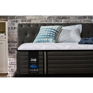 "Sealy Response Premium 14.5"" Queen Zadie Kaye Cushion Firm Tight Top Mattress"