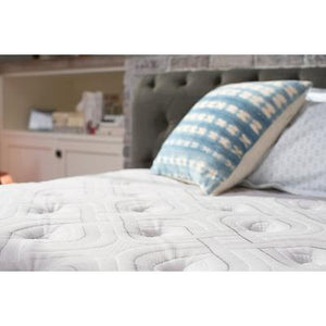 "Sealy Response Premium 14.5"" California King Zadie Kaye Cushion Firm Tight Top Mattress"
