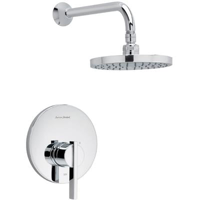 Berwick Shower Faucet Trim Kit - Polished Chrome