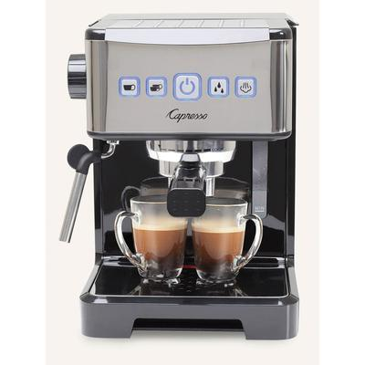 Ultima PROEspresso Machine - Black/Stainless Steel