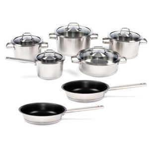 Manhattan Ltd 12 Piece Cookware Set