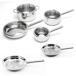 Boreal 10-Piece Cookware Set