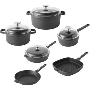 Gem 10-Piece Cookware Set