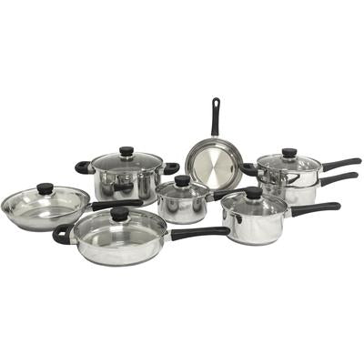 CooknCo. 14-Piece Cookware Set
