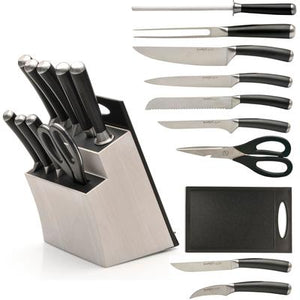 Auriga 11-Piece Knife Block Set