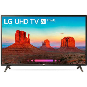 "43"" UHD 4K HDR LED TV"