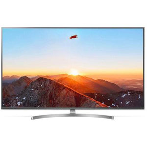 "LG 55"" 4K HDR Smart LED Super UHD TV with ThinQ"