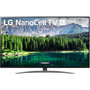 "65"" 4K HDR Smart LED NanoCell TV with AI ThinQ"