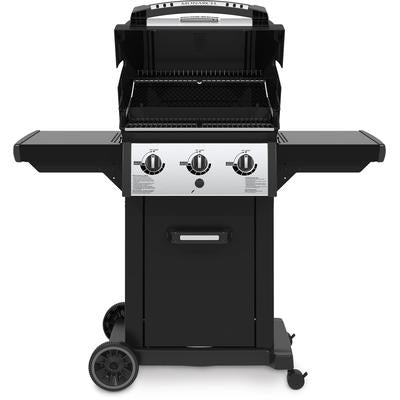 Monarch 320 Liquid Propane Grill - Black