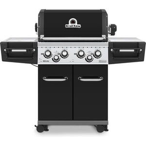 Regal 490 Pro Liquid Propane Grill - Black