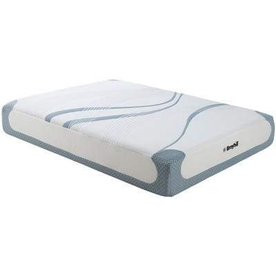 "Broyhill 12"" Cooling Symmetry Gel Memory Foam Bed-In-Box Mattress - Queen"