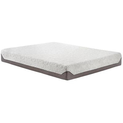 "10"" King Coolplex Memory Foam Mattress in a Box"