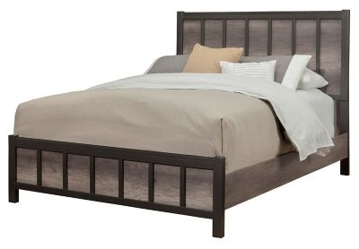Monarch Queen Panel Bed