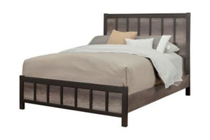 Monarch Standard King Panel Bed