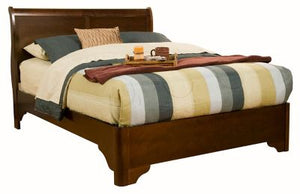Chesapeake California King Low Footboard Sleigh Bed