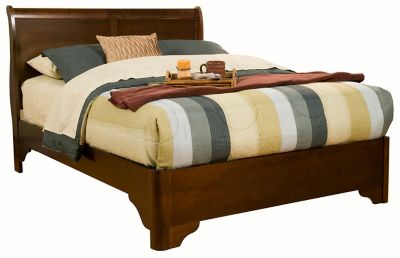 Chesapeake Queen Size Low Footboard Sleigh Bed
