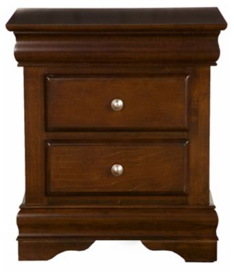 Chesapeake 2-Drawer Nightstand