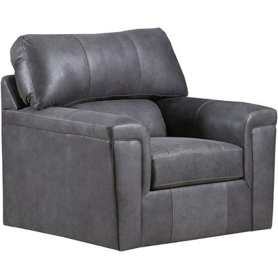 Accent Swivel Chair - Expedition Shadow