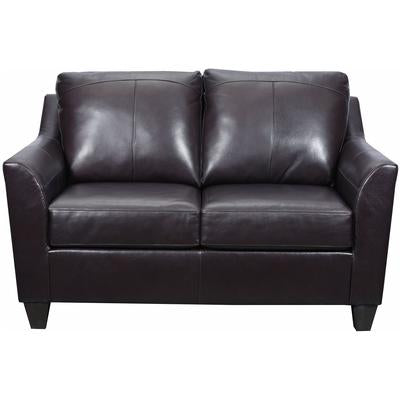 Soft Touch Loveseat - Bark