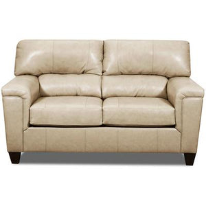 Soft Touch Loveseat - Putty
