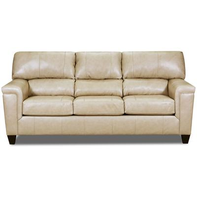 Soft Touch Sofa - Putty