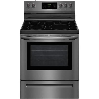 "Frigidaire 30"" Electric Smooth Top Self-Clean Range"