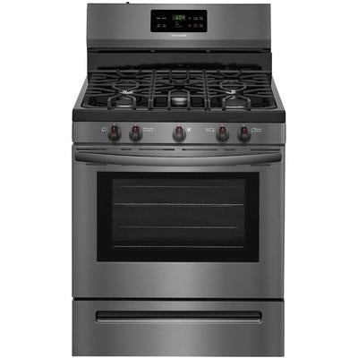 "Frigidaire 30"" Gas Smooth Top Self-Clean Range"
