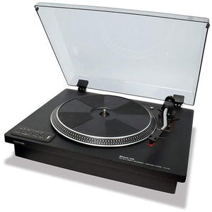 "Toshiba 12"" Turntable with Stereo Speakers"