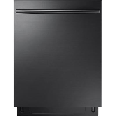 "Samsung StormWash, 3rd Rack, 24"" Top Control Built-In Dishwasher"