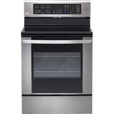 LG 6.3 Cu. Ft. Freestanding Electric Convection Range