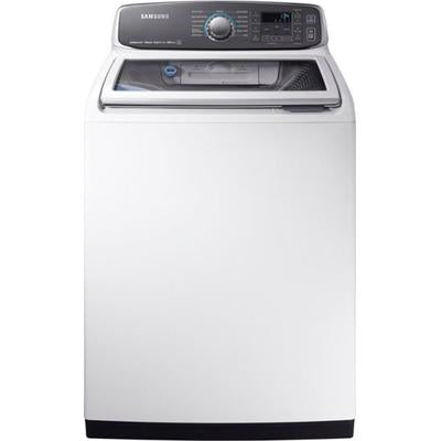 Samsung Activewash 5.2 Cu. Ft. 13-Cycle High-Efficiency Top-Loading Washer with Steam