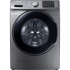 Samsung 4.5 Cu. Ft. 10-Cycle High-Efficiency Front-Loading Washer with Steam