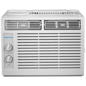 Emerson Quiet Kool - 150 Sq. Ft. Window Air Conditioner - White