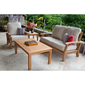 Monterey Deep Seating Arm Chair