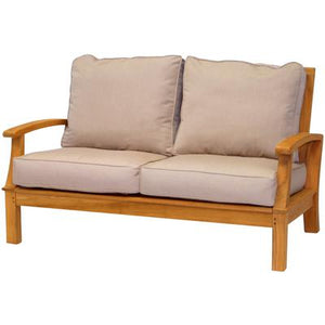Monterey Deep Seating 2-Seat Sofa