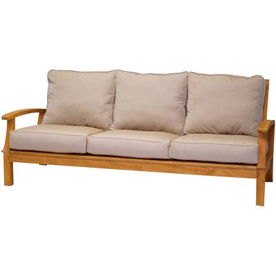 Monterey Deep Seating 3-Seat Sofa
