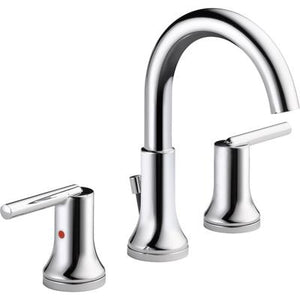 Trinsic Two-Handle Widespread Bathroom Faucet - Chrome