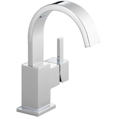 Vero Single Handle Bathroom Faucet - Chrome