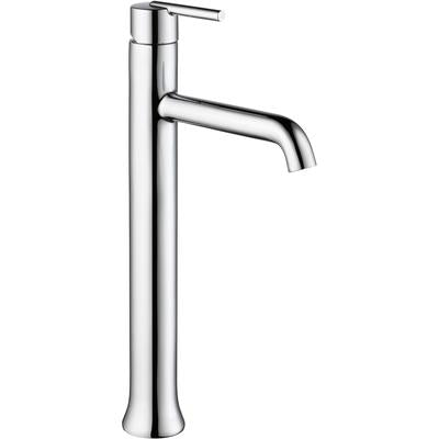 Trinsic Single Handle Vessel Bathroom Faucet - Chrome