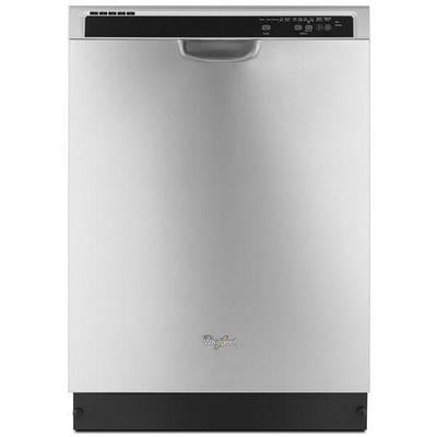"Whirlpool 24"" Dishwasher with Sensor Cycle"