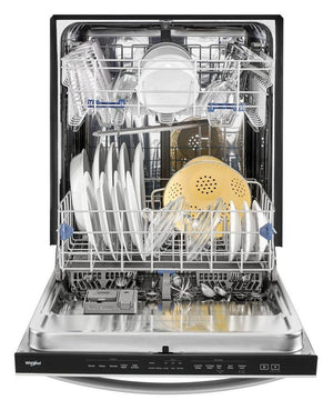 "24"" Stainless Steel Tub Dishwasher with TotalCoverage Spray Arm"
