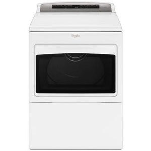 Whirlpool 7.4 cu. ft. Large Capacity Electric Dryer with Hamper Door