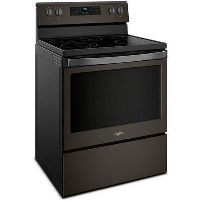 Whirlpool 5.3 cu. ft. Freestanding Electric Range with Frozen Bake Technology