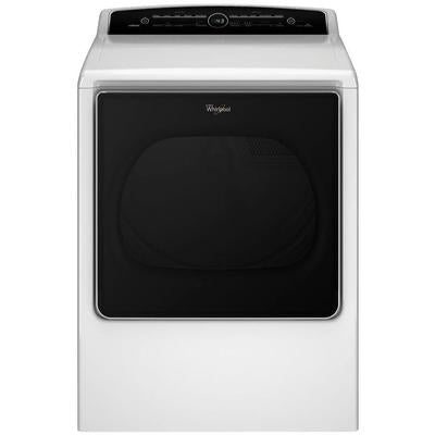 Whirlpool Cabrio 8.8 cu. ft. High-Efficiency Gas Steam Dryer