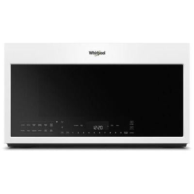 Whirlpool Smart 1.9 cu. ft. Over the Range Microwave with Scan-to-Cook Technology
