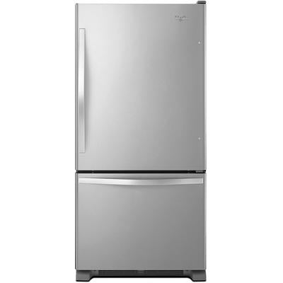 Whirlpool 22 cu. ft. Bottom Freezer Refrigerator with Freezer Drawer