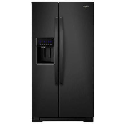 "28 cu. ft. 36"" Wide Side-by-Side Refrigerator"